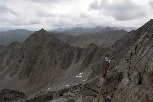 Klettersteig Nauders : Klettersteig nauders