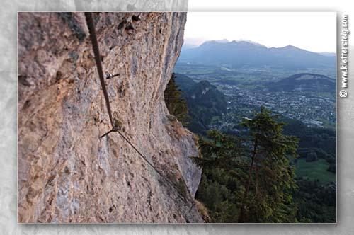 Via Kessi Klettersteig : Via kapf kessi Örfla klettersteige götzis