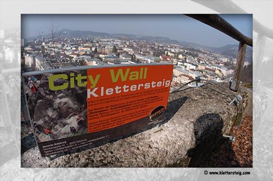 Klettersteig Salzburg : Spendenbox am klettersteig königsjodler